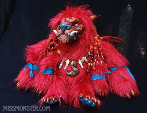 KING FOO DOG DOLL- REY