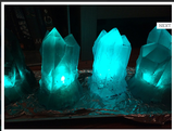 LIGHT UP/GLOW IN THE DARK CRYSTAL LIGHT