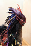 ADONIA THE SPHINX OOAK DOLL