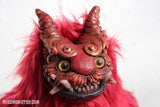 AHENOBARBUS THE MUSTACHE MONSTER- OAAK DOLL