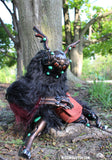 ALUX THE CRITTERBORG- OOAK DOLL