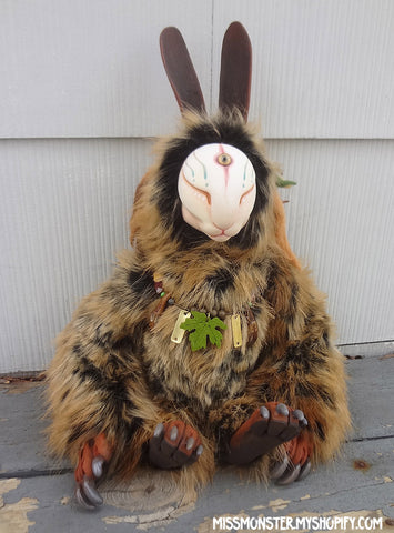 ANTIOCH THE HARE DOLL
