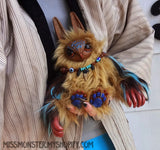 FLIP THE BABY OWLBEAR DOLL