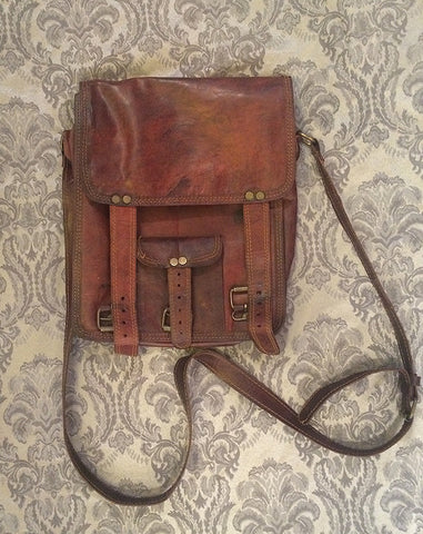 SWEET- ASS LEATHER BAG