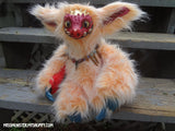 BALBA THE SNORF OOAK DOLL