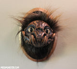 BARK GNAWER- OOAK WALL SCULPTURE