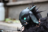 BINGLEDUCK THE LITTLE DEVIL DOLL-OOAK HANDMADE