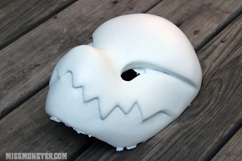 DIY (DO IT YOURSELF) BLANK MASK LIMITED PRE-ORDER- CHOMPY