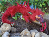 ANDROS THE DRAGON- ART DOLL