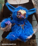 ELLIOT THE SNORF OOAK DOLL