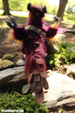 FARFELEE THE PASKA- OOAK DOLL