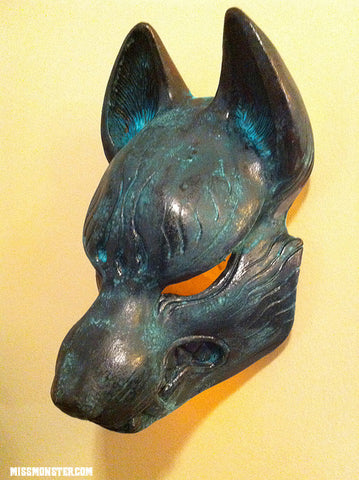 KITSUNE TEA LIGHT SCONCE