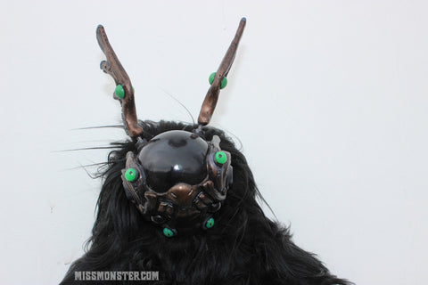 GULLY THE CRITTERBORG- ORIGINAL HANDMADE DOLL