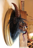 KRAMPUS TROPHY HEAD
