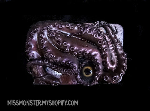 SEA CREATURE BUCKLE