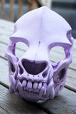 SKULL MASK- PRETTY PRINCESS LILAC