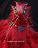 PALLAS THE CATMANDER DOLL