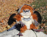 PHILAE THE GRYPHON- OOAK DOLL