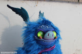 POESY THE PORKBAT - HANDMADE DOLL