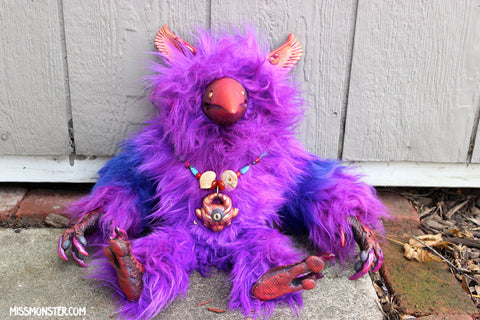 PURKOY THE GRIMMUN DOLL