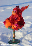 WEET THE PORKBAT- ORIGINAL HANDMADE OOAK DOLL