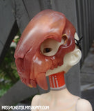 BJD SABERTOOTH SKULL MASK- DIY