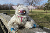 TEASEL THE PORKBAT OOAK DOLL