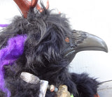 VERIN THE RAVEN DOLL