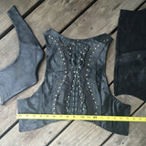 LEATHER VEST PROJECT