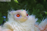 VIM THE GHOST MONSTER- OOAK HANDMADE DOLL