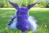 RESERVED FOR MANON-VIOLA THE PORKBAT- OOAK DOLL
