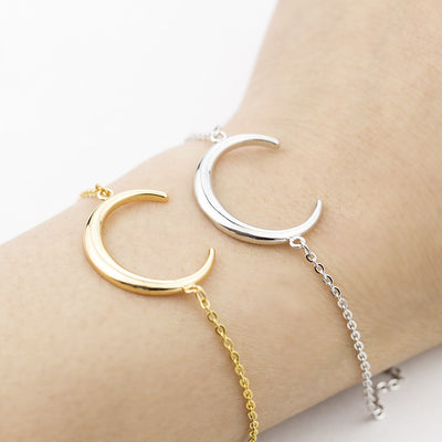 Crescent Moon Fashion Bohemian Bracelet