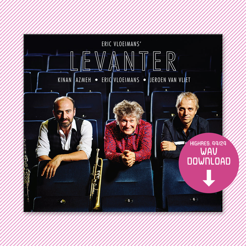 Levanter - Highres download [44kHz-24b]