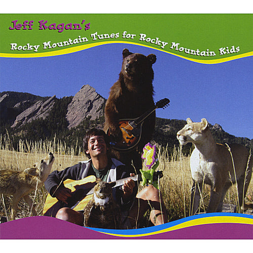 Rocky Mountain Tunes for Rocky Mountain Kids