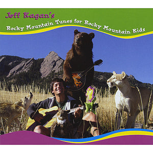 Rocky Mountain Tunes for Rocky Mountain Kids - Digital Download