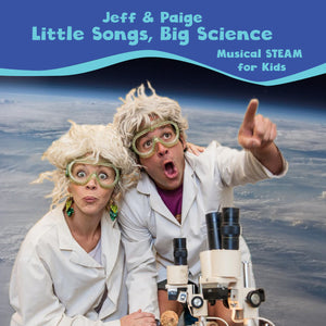 Little Songs, Big Science - Digital Download