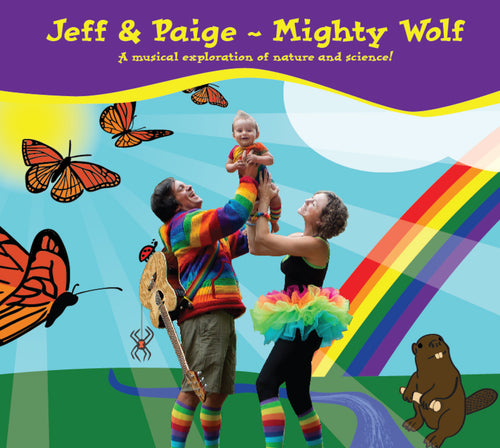 Mighty Wolf - Digital Download