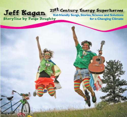 21st Century Energy Superheroes - Digital Download