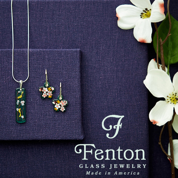 Fenton Finished Jewelry