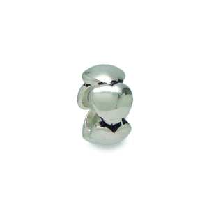 Ring of Hearts Spacer Charm
