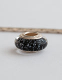 """Zodiac Mica"" Glass Crafted Spacer Bead"