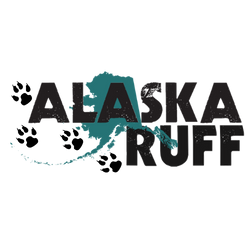 Alaska Ruff barley spent grain CBD Dog Treats