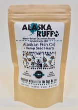 Load image into Gallery viewer, Alaskan Fish Oil + Hemp Seed Hearts