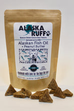 Load image into Gallery viewer, CBD Infused Alaskan Fish Oil + Peanut Butter