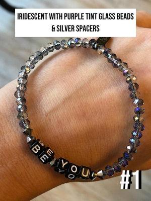 Be You Stackable Bracelets