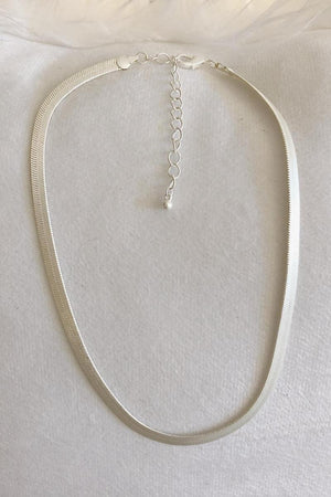 You're So Chic Herringbone Necklace