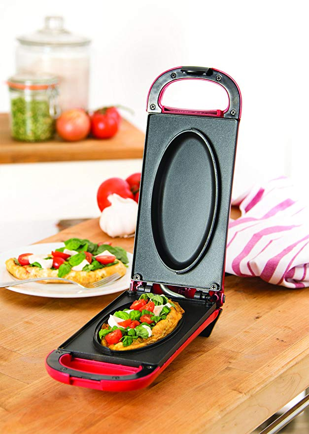 Dash Omelette Maker with Dual Non Stick Plates