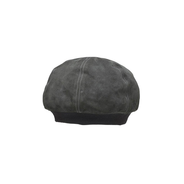 DOME hat, grey coal