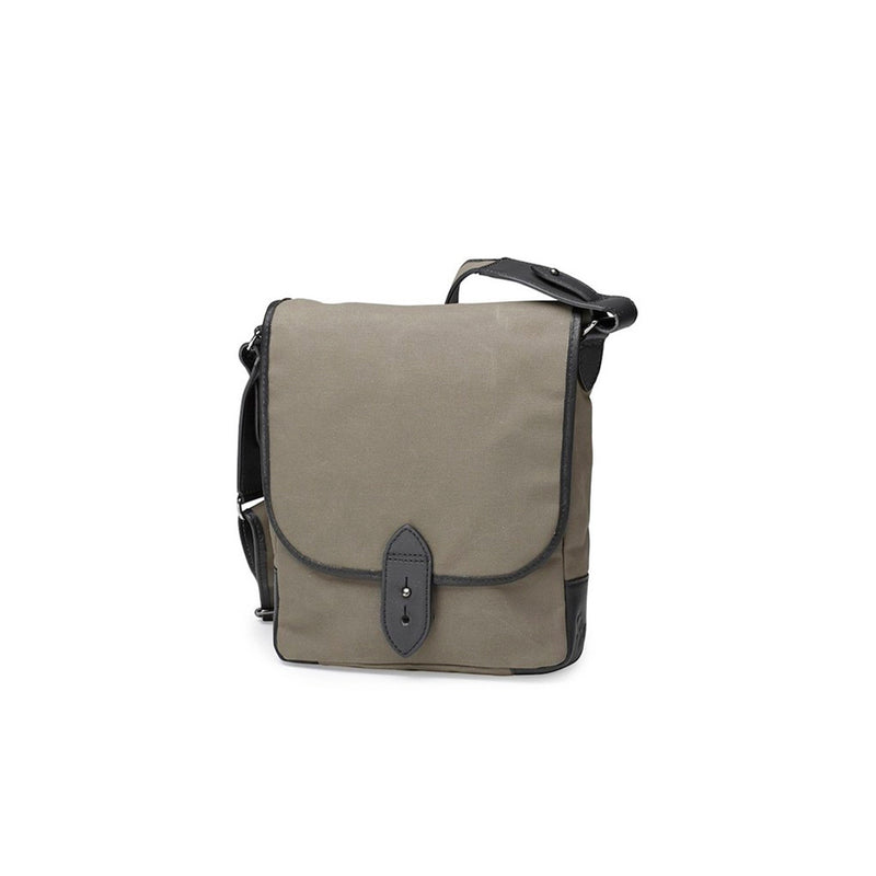 GORM canvas, messenger small, black