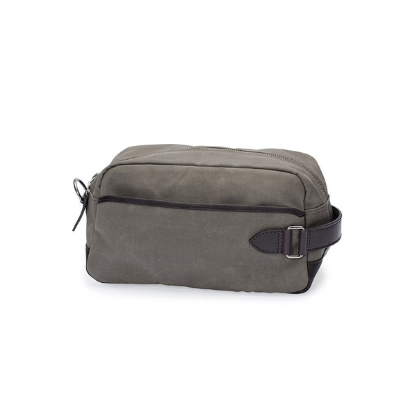 GORM canvas, toilet bag, brown